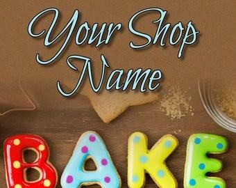Custom Logo Design, Custom Logo Design Branding, Custom Design, Logo Design, Premade Branding, Premade Design, Shop Design, Shop Set