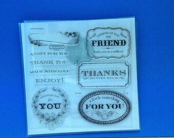 CTMH For a Friend D1542