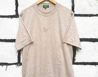 Vintage Kenzo Tshirt/ kenzo golf tshirt Nice Design