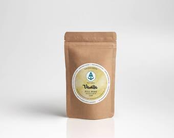 Vanilla Full Body Sugar Scrub Refill [Vegan & Organic] Teal Anchor