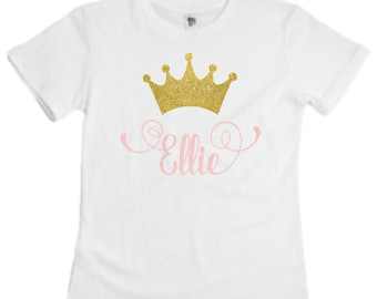 Girls personalized Shirt