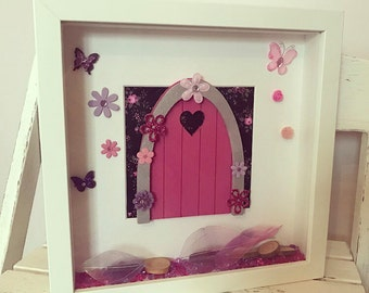 Fairy Door Frame