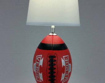 Football RecLamp with Lampshade and Ball