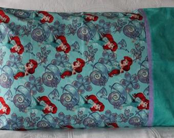 The Little Mermaid pillowcase