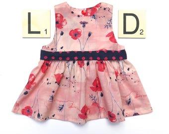 Wildflower belle dress - organic cotton