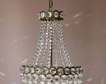 Antique chandelier | Etsy