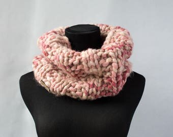 Oversize Ribbed Cowl