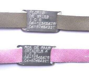 Cuoio bracelet Children