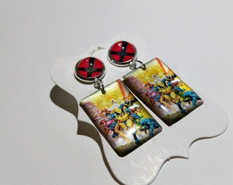 X-Men Earrings