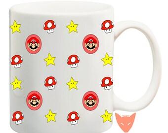 Mario Mug {Mario Bros.}