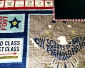 Boy Scouts of America-Eagle Scout Quilt