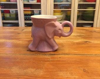GOP Elephant Mug - 1983