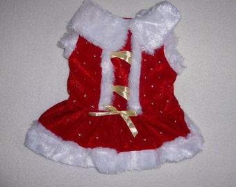 Rhinetastic X-Mas Dress with Swarovski Elements