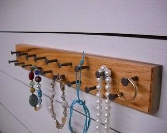Jewelry Organizer, Jewelry Rack, Jewelry Holder, Jewelry Display, Jewelry Box, Jewelry Dish, Jewelry Tree, Jewelry, Necklace, Bracelet