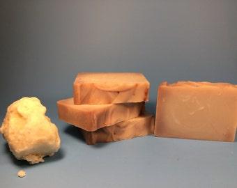 Vanilla Bean Shea Butter Handmade Soap
