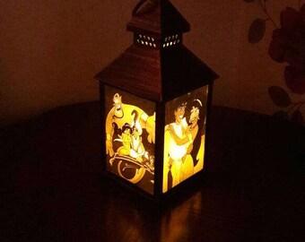 Disney Aladdin Lantern