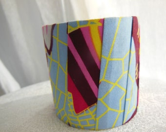 Wax Maasai cuff
