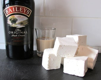 Large Handmade Irish Cream Marshmallows