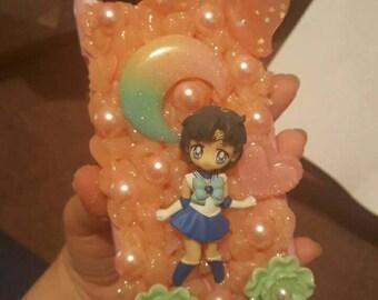 READY TO SHIP- Sailor Mercury iphone 6/6s phone case