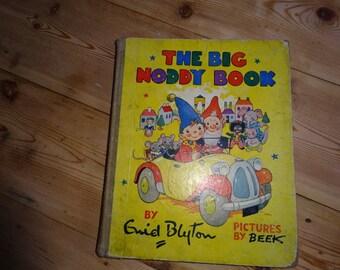 The Big Noddy Book/ Enid Blyton/ Vintage