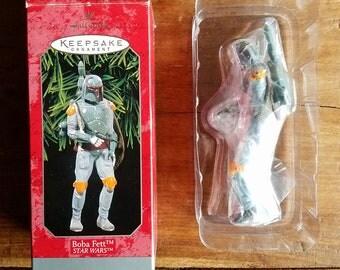 Star Wars Boba Fett Hallmark Keepsake Ornament