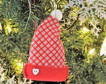 Santa Hat Christmas Gifts, Personalized, Santa Hat Christmas Decorations, Santa Hat Christmas Tree Santa Hat Christmas Ornaments Santa Claus