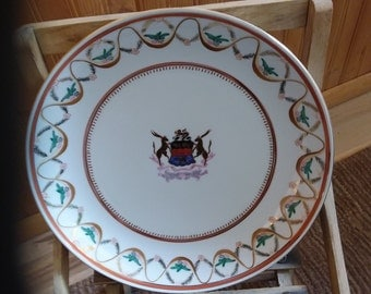 "12"" decorative plate"