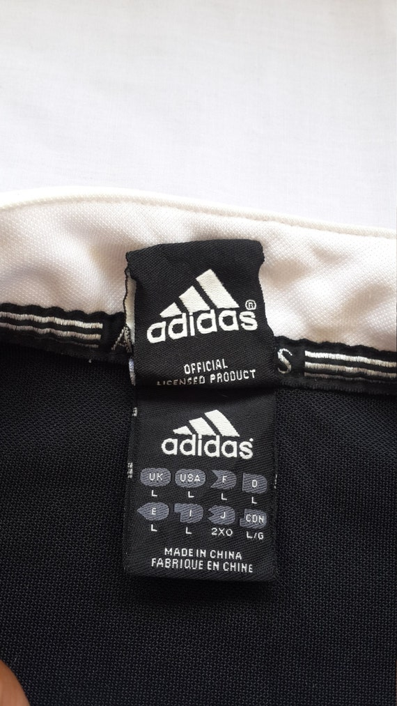 5a79f68bfc6 Vintage Adidas All Blacks Jersey by ykdsecondstuff on Etsy high-quality