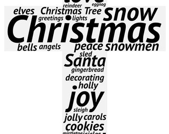Custom Word Collage Photo Download