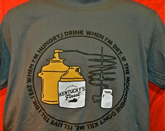 KY Moonshine Pocket T-Shirt