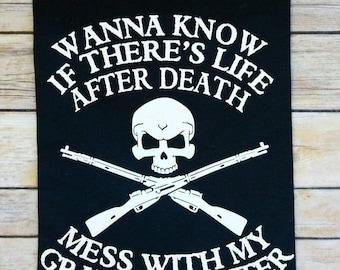 Life After Death...black shirt