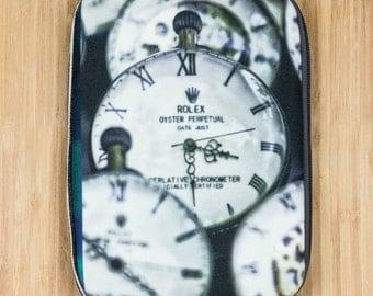 iPad Mini Kindle e-Reader Sleeve Hülle Cover Case Vintage Clocks
