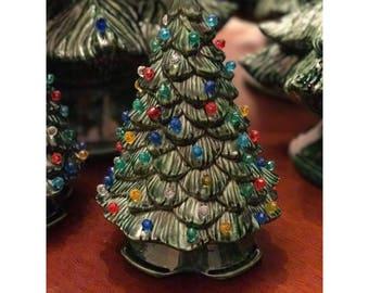 Ceramic Christmas Tree Small