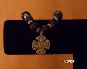B107 Hand Made beaded Bracelet