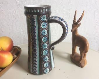 Gmunder ceramic pitcher traditional pitcher