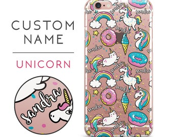 iPhone 7 case clear personalized iPhone 7 plus case cute iPhone 6s case unicorn iPhone 6 plus case iPhone case iPhone 6,5s,6s plus case,a18