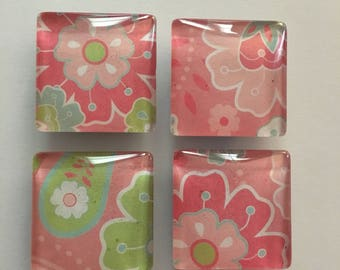 Square Magnets (Set of 4)