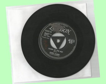 45 RPM - Bobby Darin - Queen of the Hop / Lost Love G+/VG - Top 10 Hit - Scarce British Press