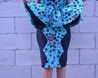 Bernan Figure Skirt
