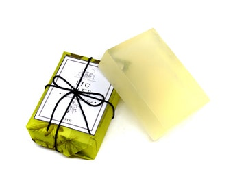 Fig Tree Soap - Olive Oil Soap - Fig Scented