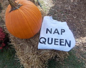 Nap Queen Sweatshirt