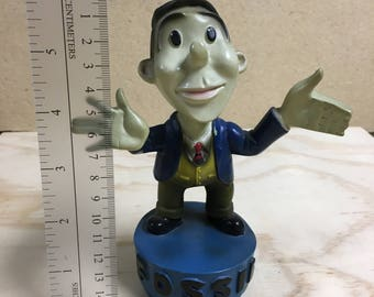 Vintage Fossil Watch Co. Bobblehead Store Prop.