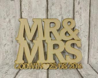 Wedding Guest book alternative, Mr & Mrs wedding guest book, Wedding guest book, Wedding drop box