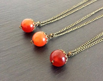 carnelian necklace, carnelian jewelry, carnelian pendant, carnelian stone, crystal necklace, necklace, carnelian, carnelian stones