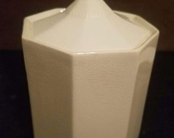 Independence Ironstone Canister - Vintage