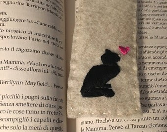 Cat Bookmark
