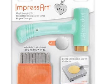 ImpressArt Metal Stamping Jewelry Kit