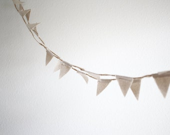 Pennant Garland, Birthday, Holiday, Room Decoration