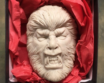 Wolfman Monster Soap