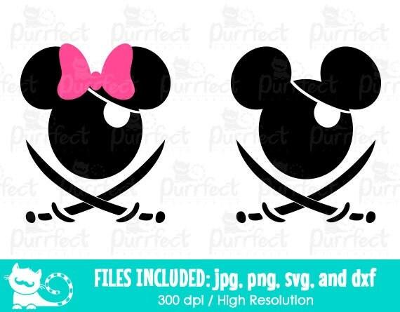 mickey and minnie pirates svg disney halloween mouse pirates disney cruise clipart disney cruise clip art door magnets